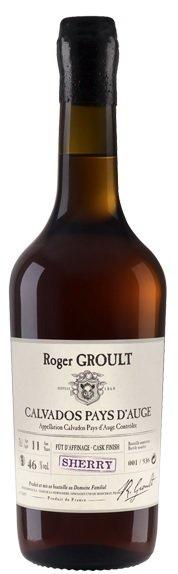 Calvados Roger Groult Sherry Cask Finish