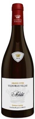 Vignobles Vellas Merlot - Grande Cuvée 2018 - Blend 19 - Pays d'Oc IGP - 75cl