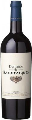 Domaine de Baron'Arques Rouge 2015 Limoux