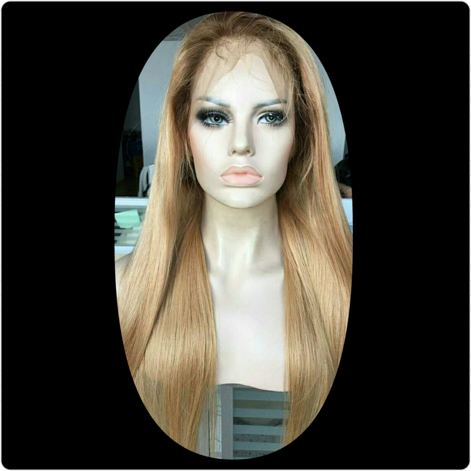 """""""Chanel"""" Full Lace Wig"""