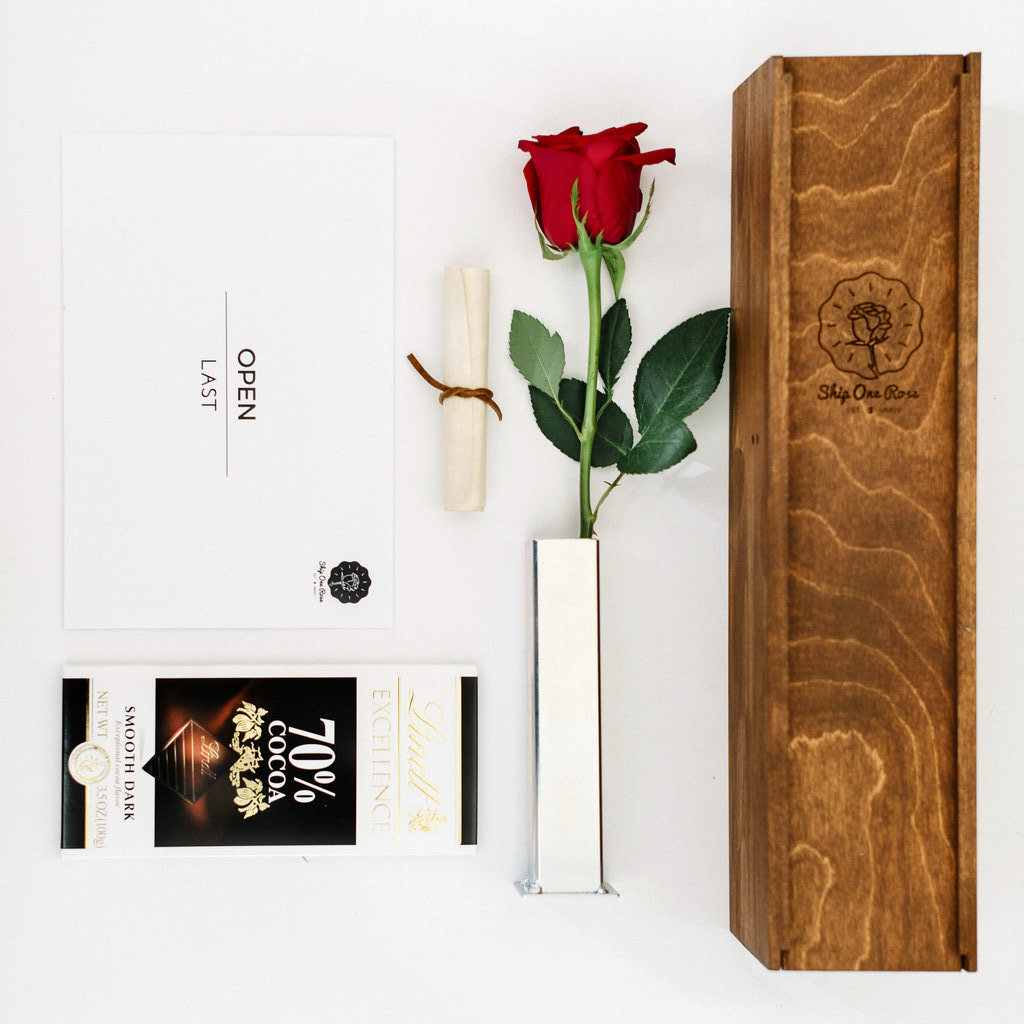 The Rose Box - The Perfect Rose Gift