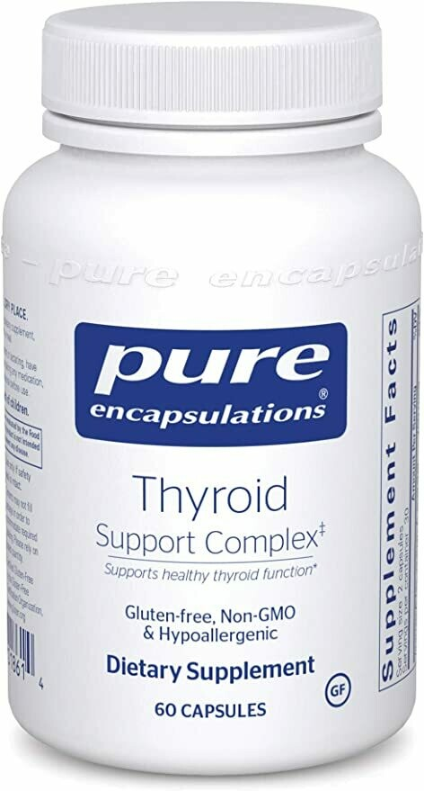 Thyroid Support Complex - 60