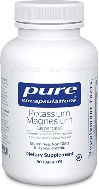 Potassium Magnesium (aspartate) - 90