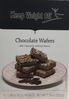 CHOCOLATE WAFERS 5/Box