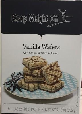VANILLA WAFERS 5/Box