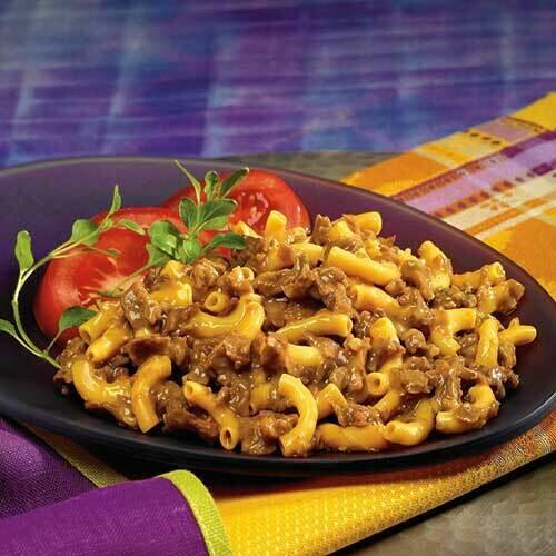 Cheese Steak Flavor Pasta 7/Box