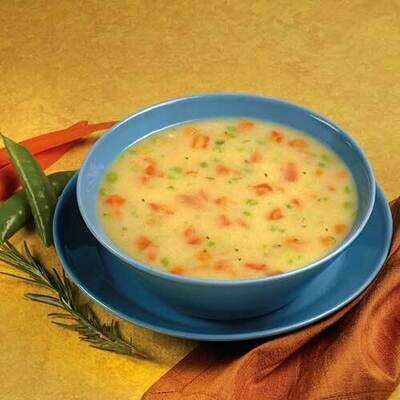 Hearty Cream of Chicken Soup with Fiber 7/Box