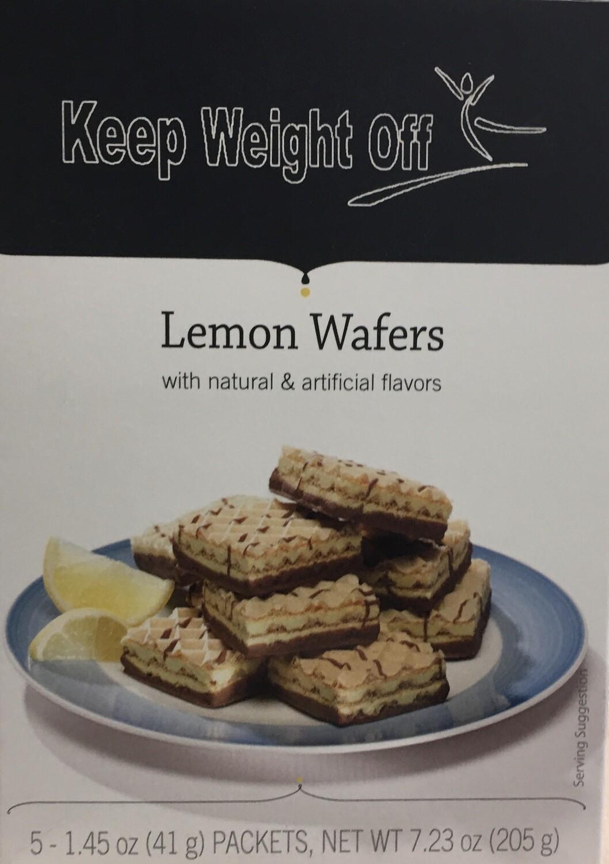 LEMON WAFERS 5/Box