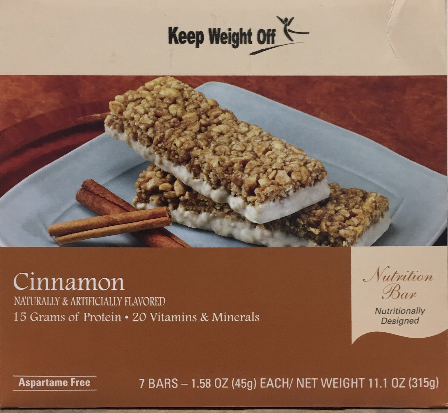Cinnamon Bar - 7/Box
