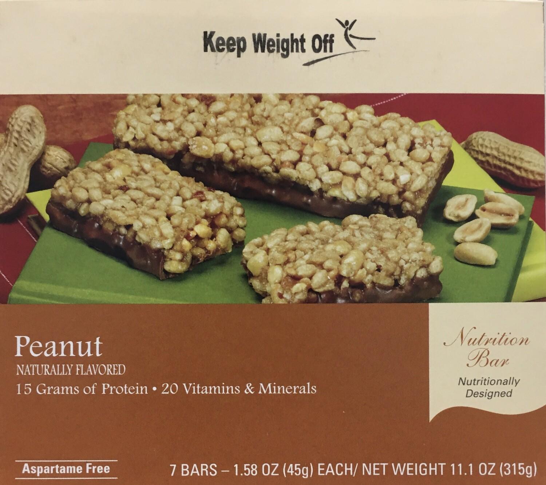 Peanut - 7 Bars