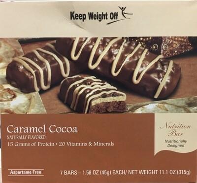 Caramel Cocoa - 7 BARS
