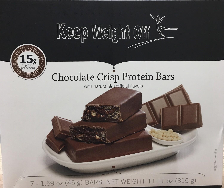 CHOCOLATE CRISP 7/Box