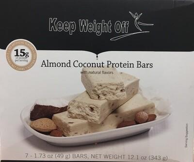 ALMOND COCONUT 7/box