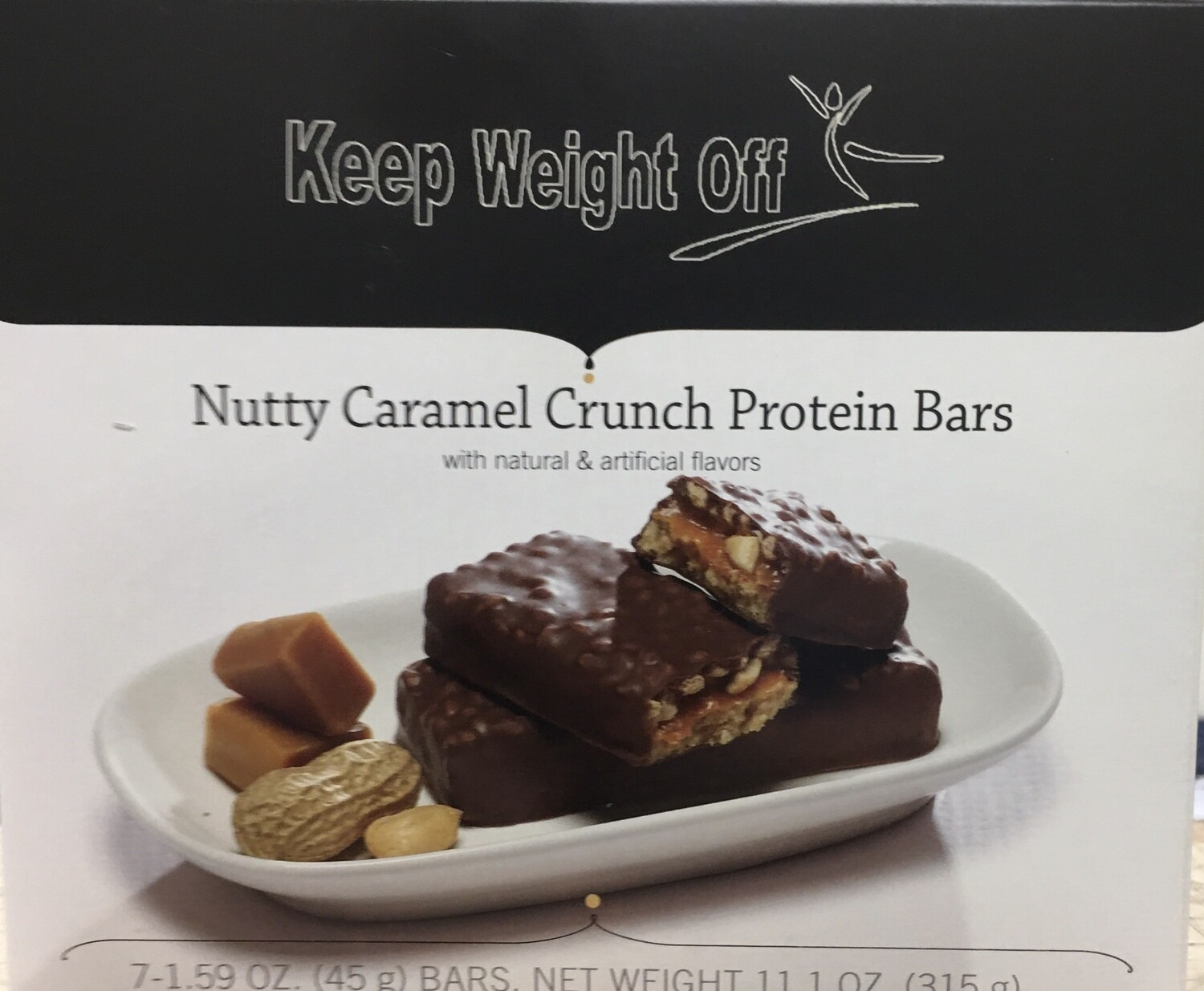 NUTTY CARAMEL CRUNCH 7/box