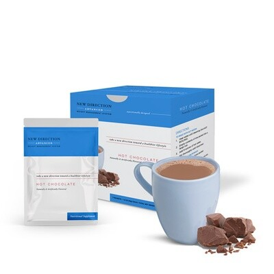New Direction Advanced Hot Chocolate 7/Box