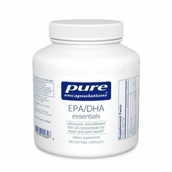 EPA/DHA essentials 180s