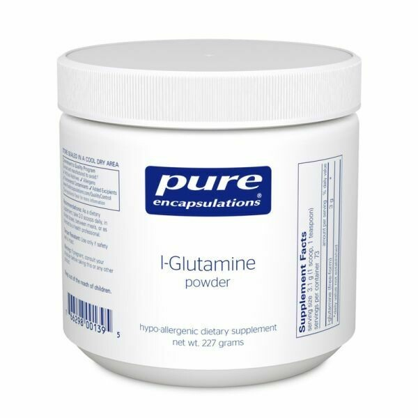 l-Glutamine powder 227 g