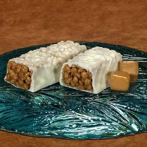 Vanilla Caramel Crunch Bar (AF)