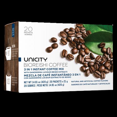 UNICITY BIOREISHI COFFEE