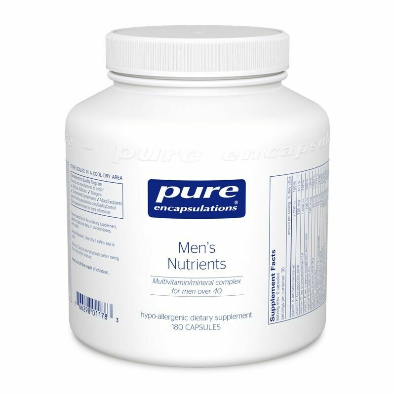Men's Nutrients 360s