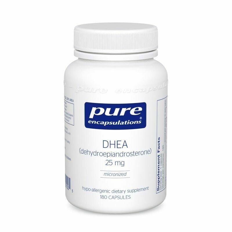 DHEA 25 mg 180s