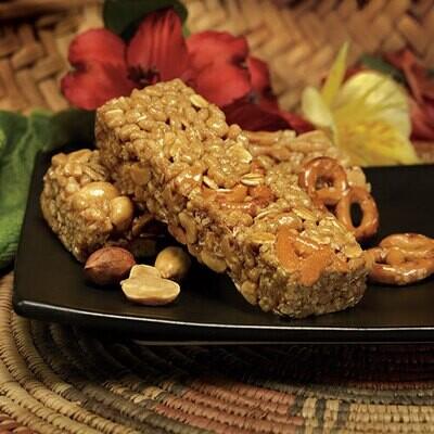 Sweet & Salty Peanut Bar - 7 Bars