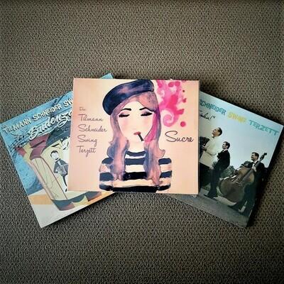 Fan-Paket - Alle 3 CDs