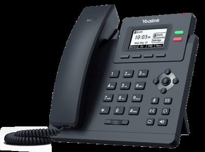 YEA-SIP-T31G Entry Level Gigabit POE 2-Line HD Voice