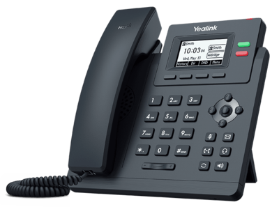YEA-SIP-T31P Entry Level IP Phone 2 Lines HD Voice