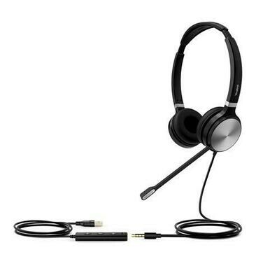 Yealink UH36 1308016 USB Wired Headset Dual
