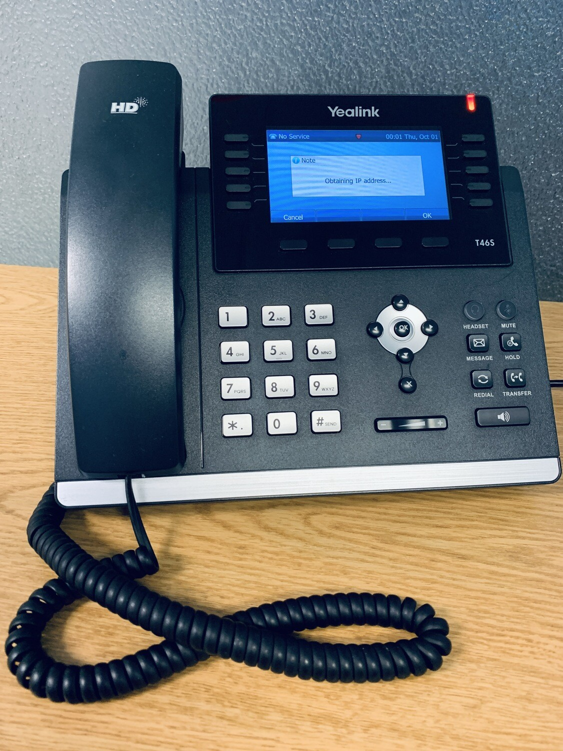 Yealink T46S VoIP telephone