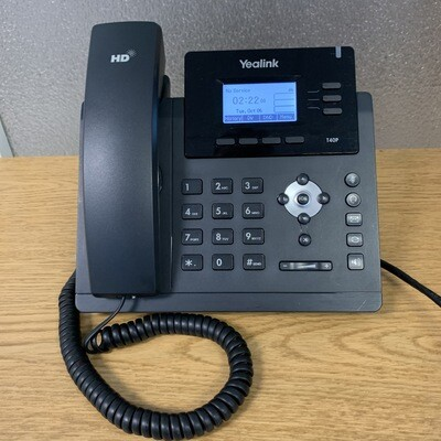 USED Yealink T40P VoIP telephone