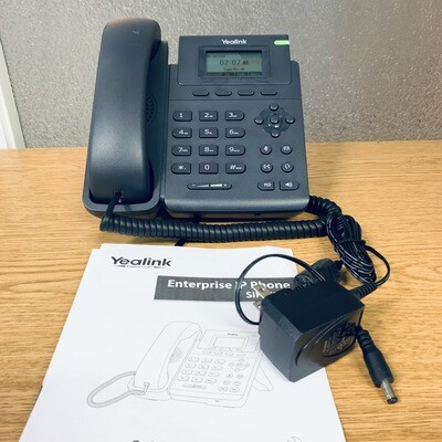 USED Yealink SIP-T19P VoIP telephone
