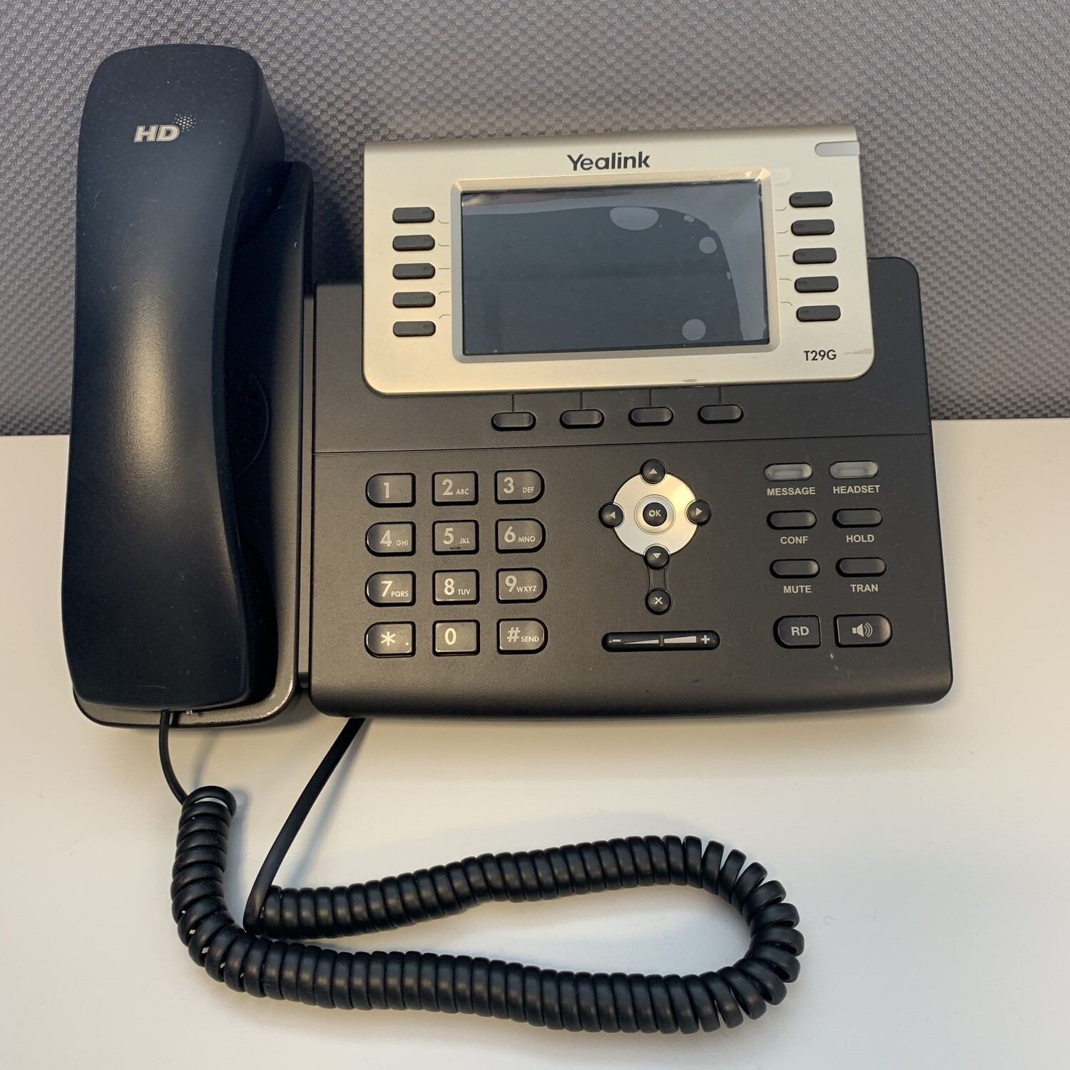 USED Yealink T29G VoIP telephone