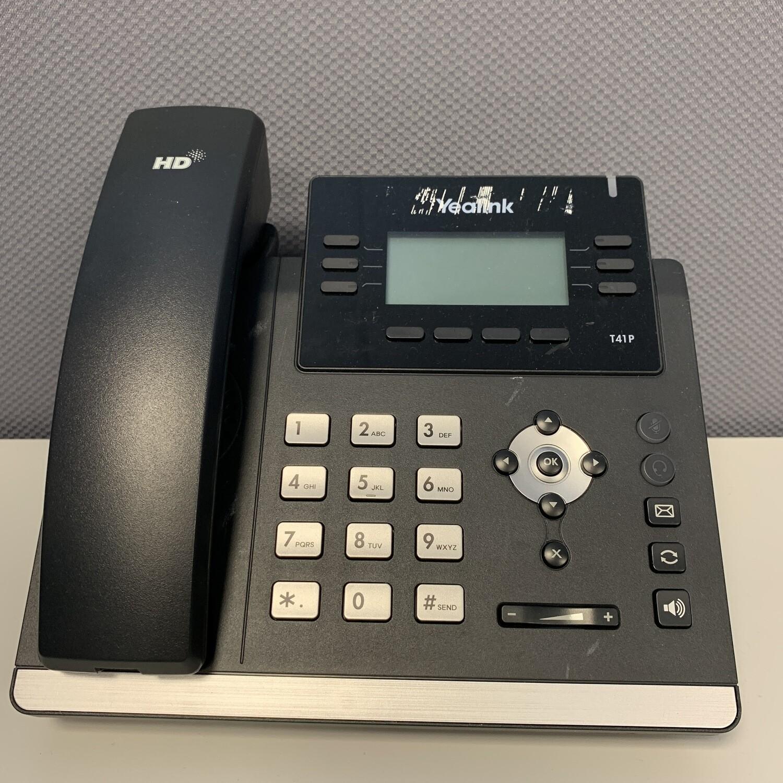 USED Yealink T41P telephone