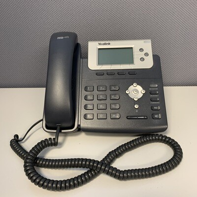 USED Yealink T22P VoIP telephone