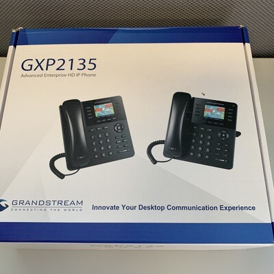 USED Grandstream GXP 2135 IP Phone