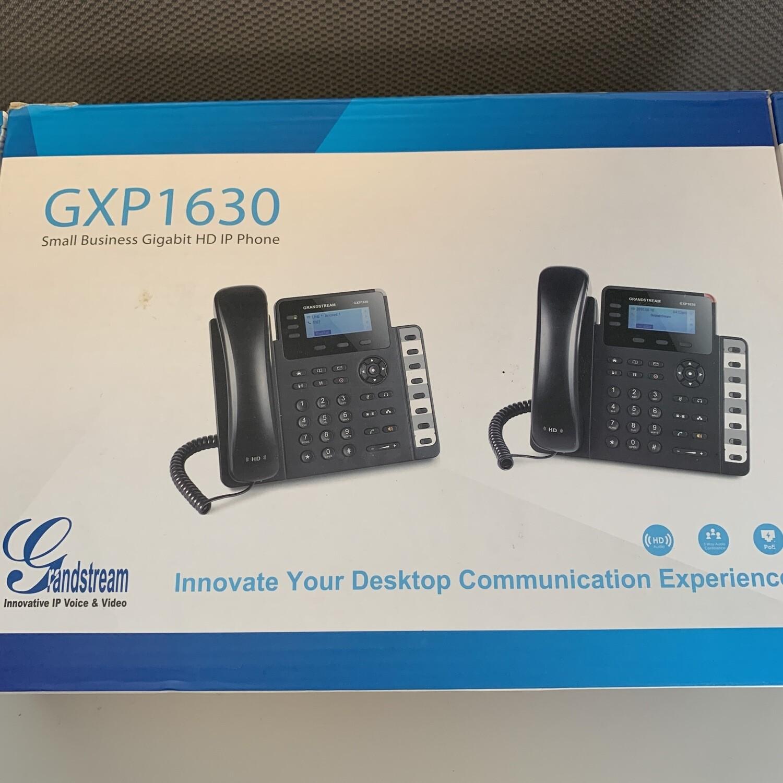 USED Grandstream GXP 1630 IP Phone