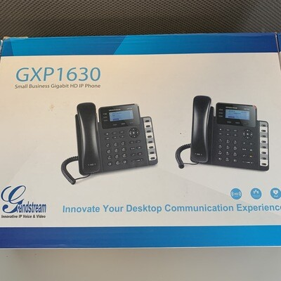 USED Grandstream GXP 1630 IP Phone