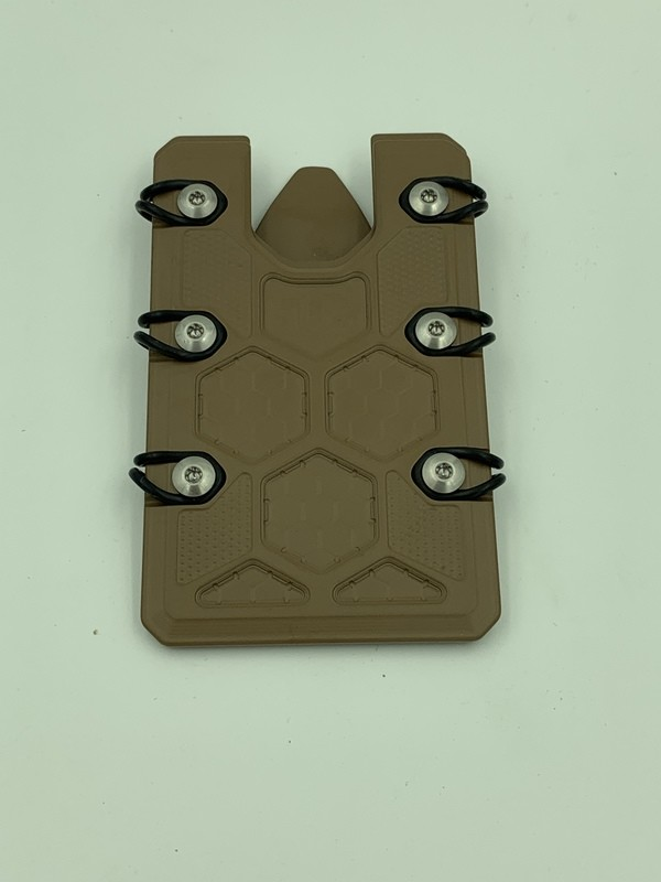 Desert Tan 2.5 Titanium Wallet