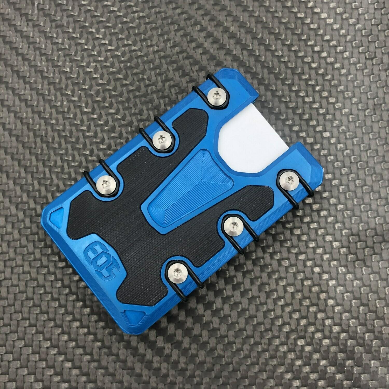 3.0 Lite Blue Anodized/ Black G10