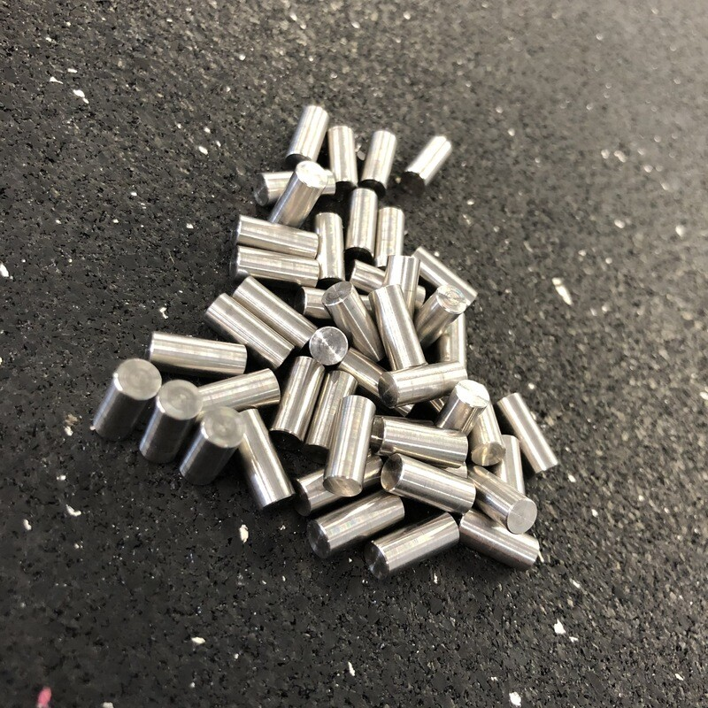 Pre Hardened Stop Pins (In Stock)