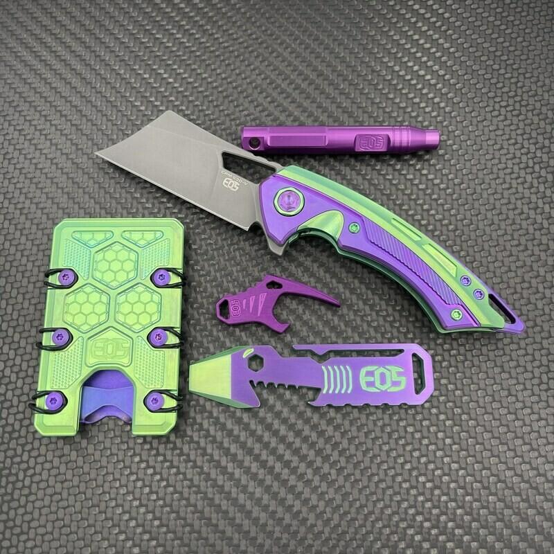 Jok3r Mini Cleaver 2.5 Raffle