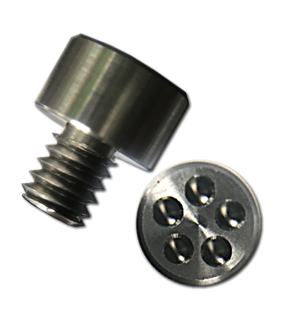 303 Stainless Thumb Studs