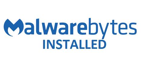 MalwareBytes Installation Special