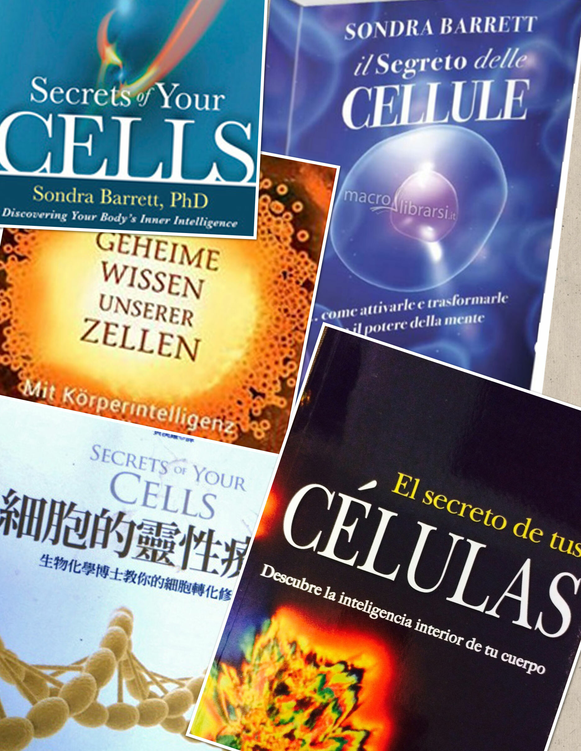 Secrets of Your Cells BOOK CLUB COURSE