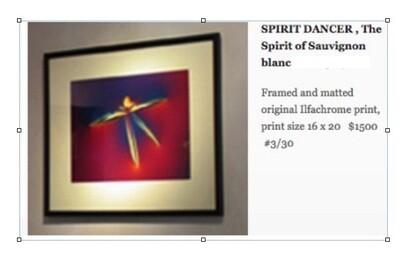 SPIRIT DANCER, sauvignon blanc