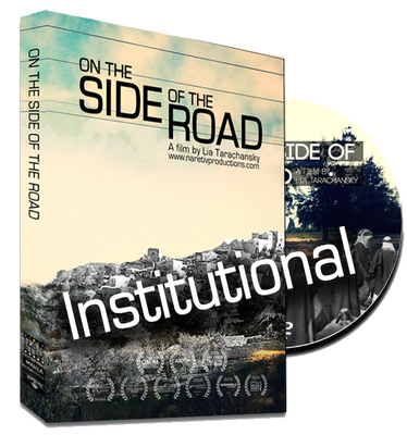 ON THE SIDE OF THE ROAD (Institutional Purchase, DVD)