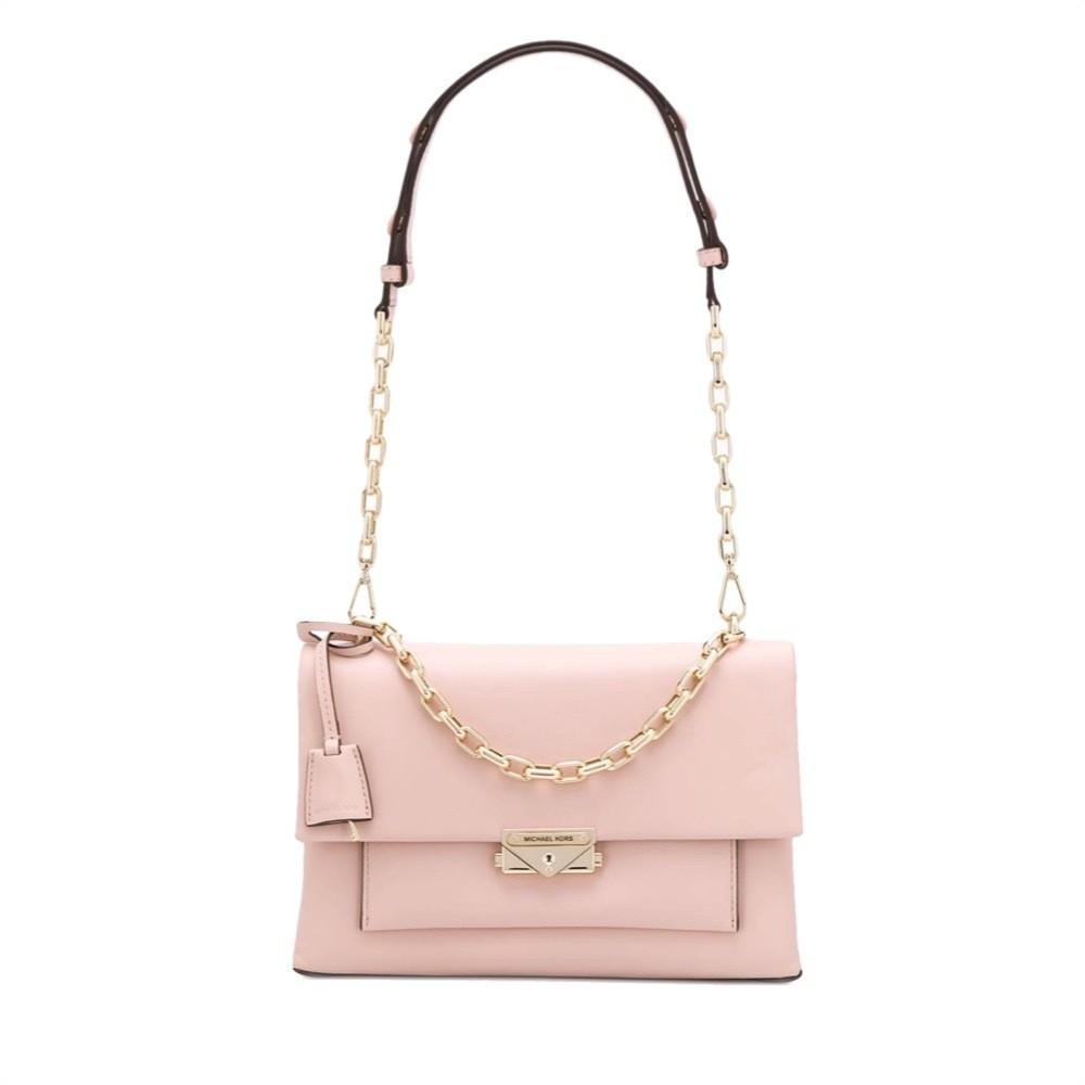 MICHAEL KORS - Cece Large Chain Shoulder - Soft Pink