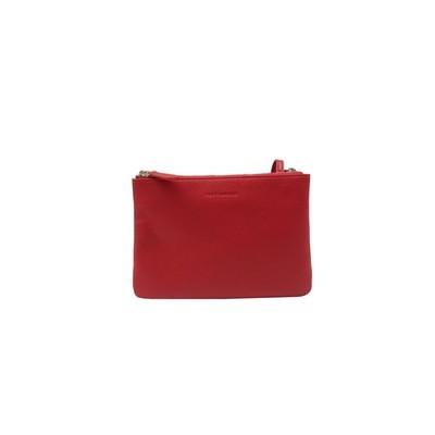 COCCINELLE - Coralie Mini Bag - Coquelicot